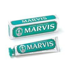 Marvis Zubná pasta so silnou mätovou príchuťou ( Strong Mint Toothpaste) 85 ml