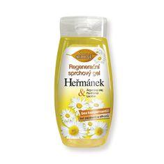 Bione Cosmetics Regeneračný sprchový gél Heřmánek 260 ml