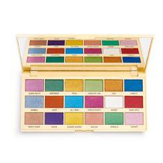 I Heart Revolution Paletka 18 očních stínů Sprinkles Chocolate (Sprinkles Chocolate Palette) 22 g