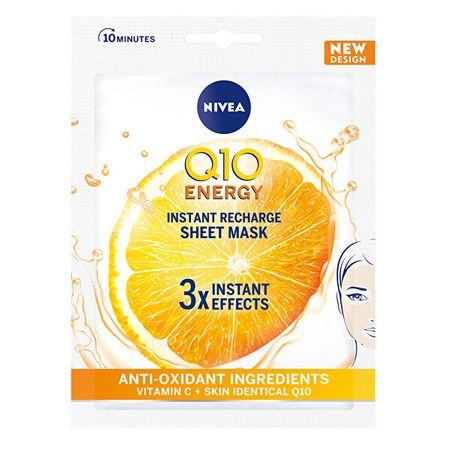 Nivea (10 Minutes Sheet Mask) Q10 Plus C (10 Minutes Sheet Mask) 1 oldal