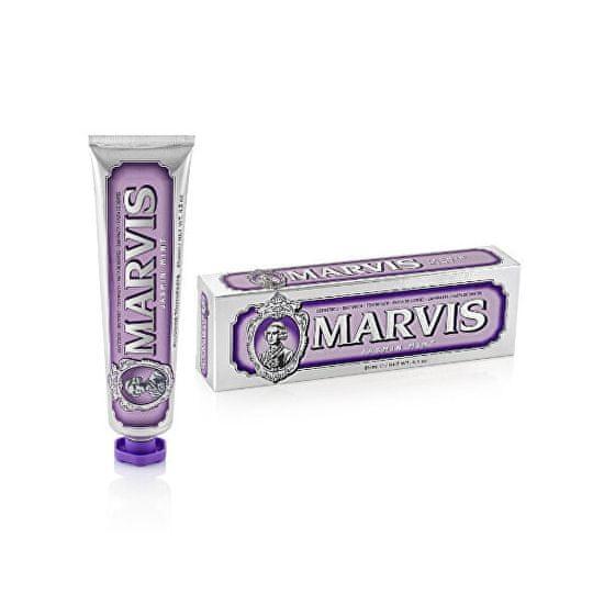 Marvis Zubná pasta s jasmínovou príchuťou (Jasmin Mint Toothpaste) 85 ml