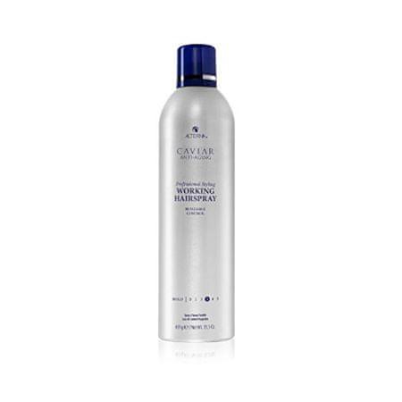 Alterna Sprej brez izpiranja za fiksiranje in oblikovanje Caviar Professional Styling (Working Hair spray) 4
