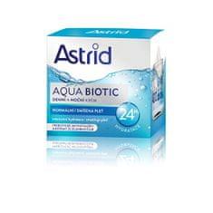 Astrid Denní a noční krém pro normální a smíšenou pleť Aqua Biotic 50 ml