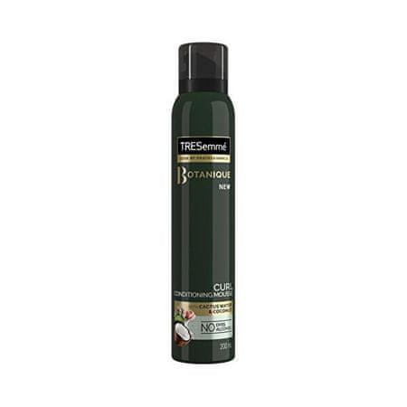 TRESemmé Hajformázó hab göndör hajraBotanique (Curl Conditioning Mousse) 200 ml