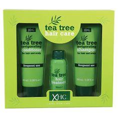 Xpel Kozmetická sada vlasovej starostlivosti Tea Tree