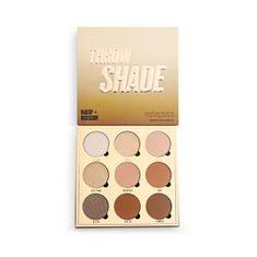 Makeup Obsession Smink-rögeszmés-szemhéjfesték (Contour Palette) 9 x 2,2 g