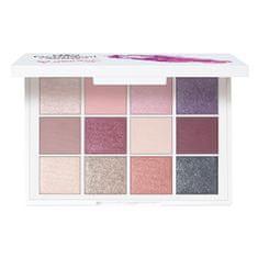 Dermacol Luxusná paletka očných tieňov (Luxury Eyeshadow Palette) 18 g