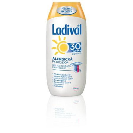 Ladival Gel za zaščito pred soncem za alergijsko kožo OF 30 200 ml