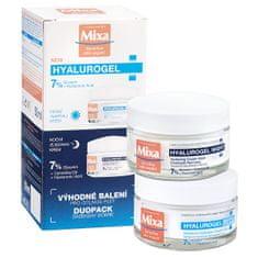 Mixa Hyalurogel Duopack 2 x 50 ml kozmetikai készlet