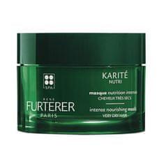 René Furterer Intenzíven tápláló maszk nagyon száraz hajra Karité Nutri (Intense Nourishing Mask)