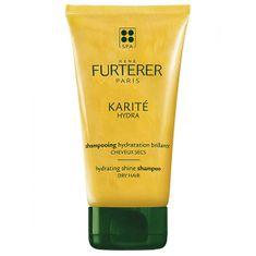 René Furterer Hidratáló sampon száraz hajra Karité Hydra (Hydrating Shine Shampoo) 150 ml