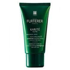 René Furterer Intenzív éjszakai krém nagyon száraz hajra Karité Nutri (Intense Nourishing Overnight Care) 75 ml