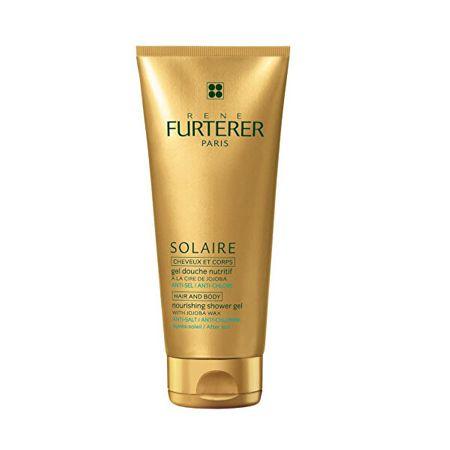 René Furterer Solaire Żel pod prysznic do włosów i ciała ( Nourish ing Shower Gel) 200 ml