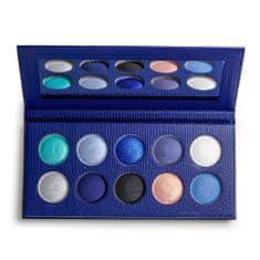Revolution PRO Paletka očných tieňov Smoke and Mirrors (Colour Focus Shadow Palette) 10 x 1,5 g