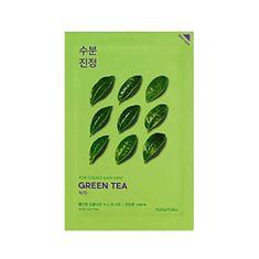 Holika Holika Maska iz Green Tea ( Pure Essence Mask Sheet) 20 ml
