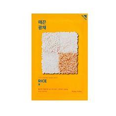 Holika Holika ( Pure Essence Mask Sheet) riž iz ( Pure Essence Mask Sheet) s posvetljevanjem in vitalnostjo kože 2