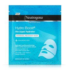 Neutrogena Intenzívna hydrogélová maska Hydro Boost (Hydrogel Recovery Mask) 1 ks