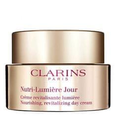 Clarins Vyživující revitalizační denní krém Nutri-Lumiére (Day Cream) 50 ml