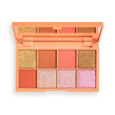 I Heart Revolution Paletka očních stínů Mini Tasty Peach (Shadow Palette) 10,8 g