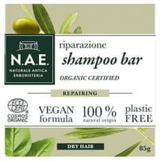 N.A.E. Regenerační tuhý šampon Riparazione (Shampoo Bar) 85 g