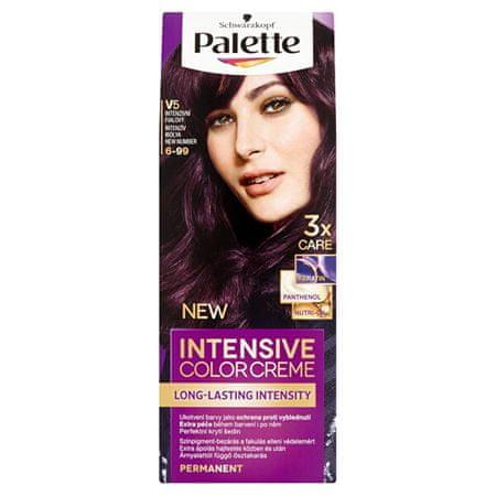 Schwarzkopf Hajfesték Palette Intensive Color Creme (árnyalat 6-99 (V5) Intenzív lila)
