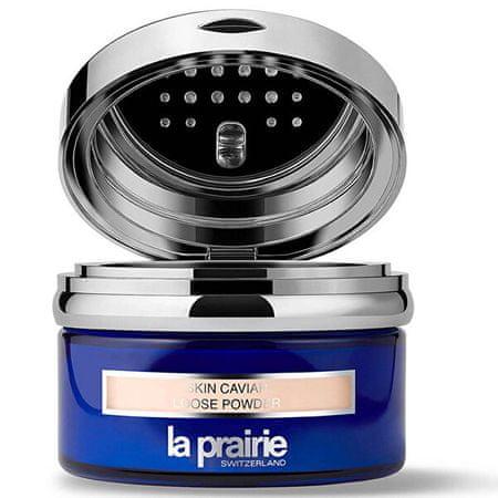 La Prairie (Skin Caviar Loose Powder) 40 + 10 g púder kaviárral (árnyalat Natural Beige)