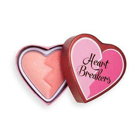 I Heart Revolution Arcpirosító Heartbreakers (Matte Blush) 10 g (árnyalat Brave)