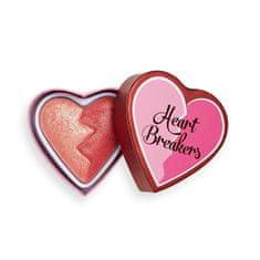 I Heart Revolution Tvářenka Heartbreakers Shimmer 10 g