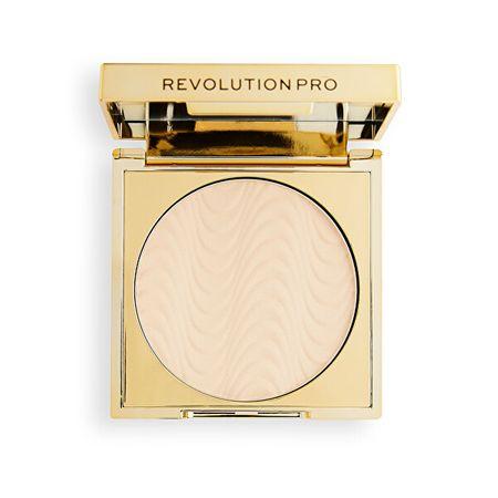Revolution PRO Préselt púder CC Perfecting (Pressed Powder) 5 g (árnyalat Translucent)