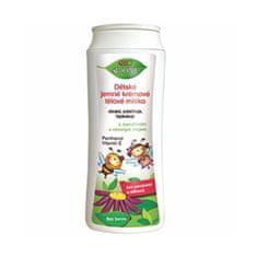 Bione Cosmetics Detské jemné krémové telové mlieko 200 ml