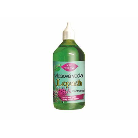 Bione Cosmetics Voda za lase Burdock 215 ml