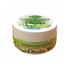 Bione Cosmetics Profesionálne pleťový a telový peeling Uhorka 200 g