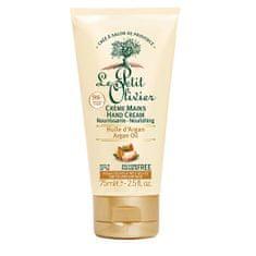 Le Petit Olivier Vyživující krém na ruce s arganovým olejem (Hand Cream) 75 ml