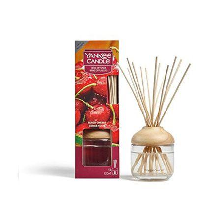 Yankee Candle Dyfuzor zapachowyBlack Wiśnia 120 ml