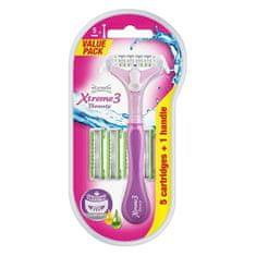 Wilkinson Sword Holicí strojek pro ženy Wilkinson Xtreme3 Beauty Hybrid