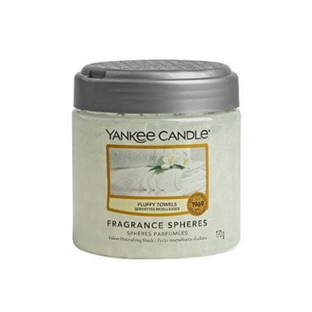 Yankee Candle Gyöngyzselé Fluffy Towels 170 g