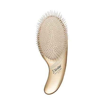 Gold Divine Dry Detangler krtača za lase