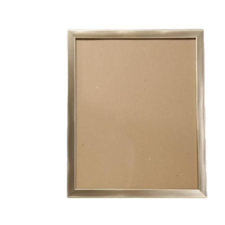 Kraftika Plastikowa rama obrazu 40x50 cm, 607 złota