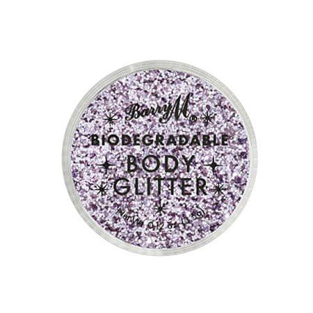 Barry M Csillámpor testre Biodegradable Body Glitter árnyalat Hypnotic 3,5 ml