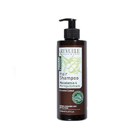 Revuele Szampon z ekstraktami z makadamii i moring Beauty & Care ( Hair Shampoo) 400 ml