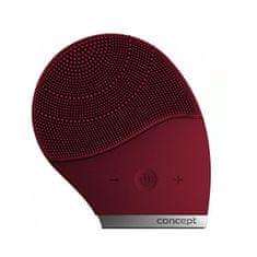 CONCEPT Čistiaca sonická kefka na tvár Sonivibe SK9001 - burgundy