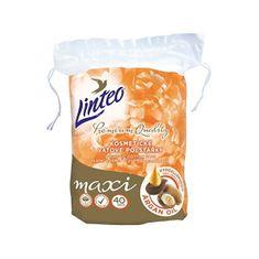 LINTEO Premium Quality Argan & Tsubaki Oils kozmetikai vattapárnák 40 db