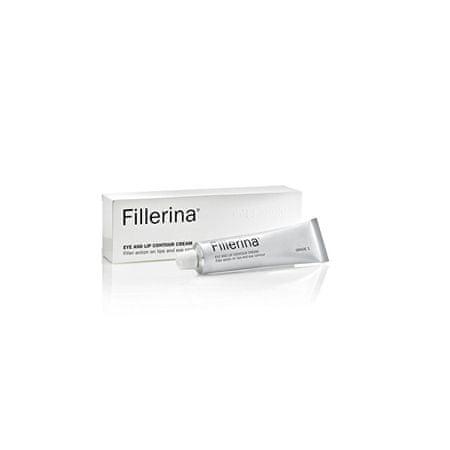 Fillerina Szem és ajakápoló öregedésgátló krém 1. szint(Eye And Lip Countour Cream) 15 ml