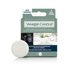 Yankee Candle Autóillatosító utántöltő Car Powered Fluffy Towels 1 db