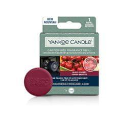 Yankee Candle Autóillatosító utántöltő Car Powered Black Cherry 1 db
