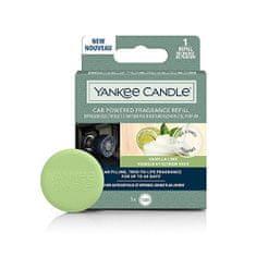 Yankee Candle Autóillatosító utántöltő Car Powered Vanilla Lime 1 db
