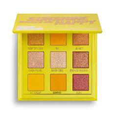 Makeup Obsession Szemhéjfesték paletta Sunshine Makes Me Happy (Shadow Palette) 11,7 g