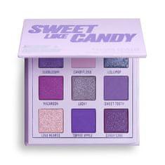 Makeup Obsession Paletka očních stínů Sweet Like Candy (Shadow Palette) 11,7 g