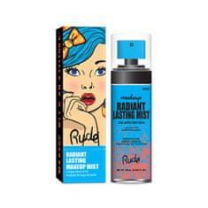 Rude Cosmetics Fixační sprej na make-up Radiant Lasting Makeup Mist 60 ml