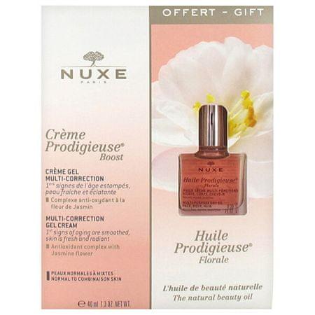 Nuxe Zestaw upominkowy do pielęgnacji skóry Creme and Huile Prodigieuse
